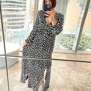 SWF Maxi Dress - Size S (but fits like a 10)
